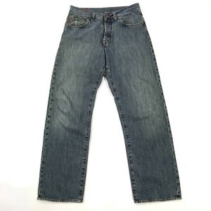 Hugo Boss Orange Label Straight Leg Denim Jeans 35